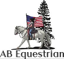 AB Equestrian logo
